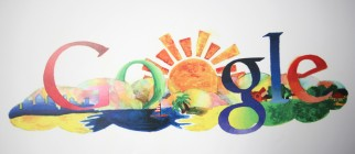 Google logos created by children are dis