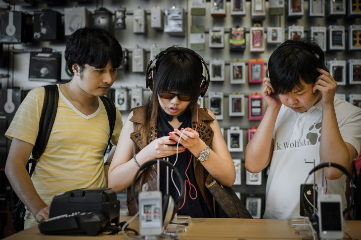 146609901 730x485 2014 looks set to be the year that music streaming services make it big in Asia