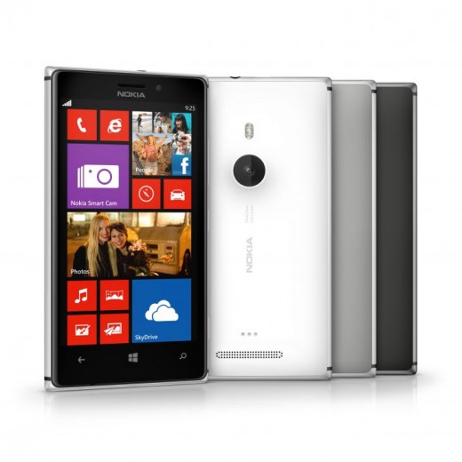 700 nokia lumia 925 color range 520x520 Nokia kicks off Lumia 925 rollout in Germany, adds Glance Screen app for convenience