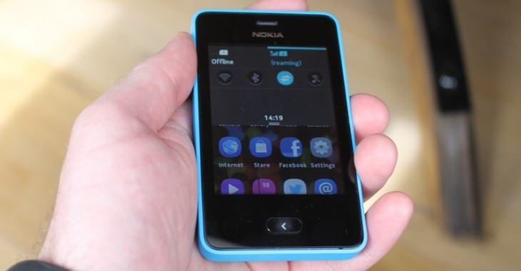 Dual Sim 730x381 Nokia launches the first in a new family of low end smartphones, the 2G, 3 touchscreen Asha 501