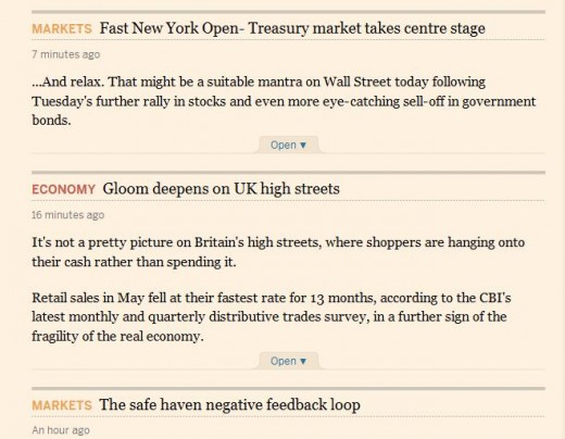 FTFAST 520x404 The FT launches FastFT for live commentary on market moving news. Its like Twitter with context.