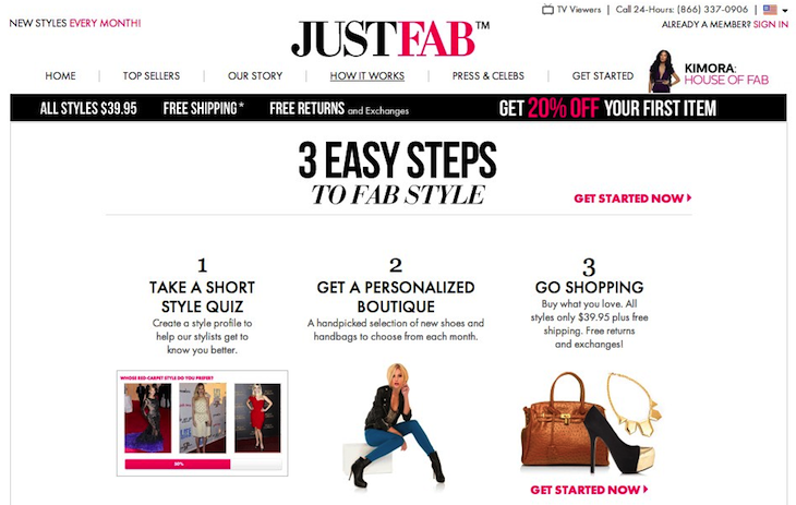 How JustFab Works JustFab Online fashion store JustFab buys European e commerce club The Fab Shoes