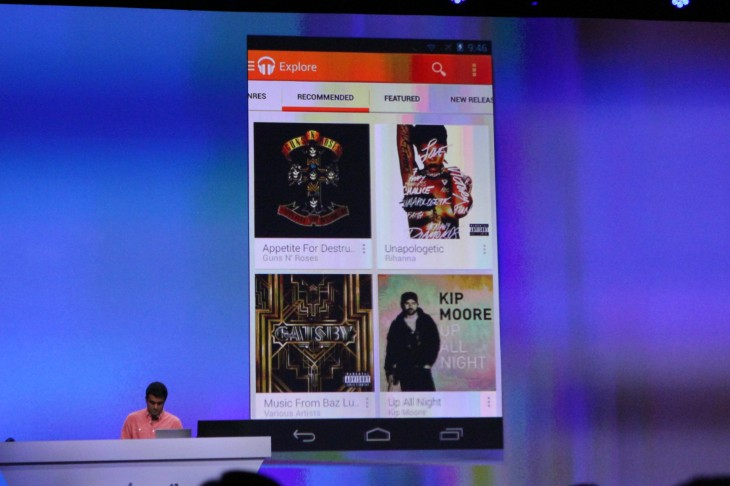 IMG 0286 730x486 New Google Play Music All Access subscription service at $9.99/mo with 30 day trial available in US today