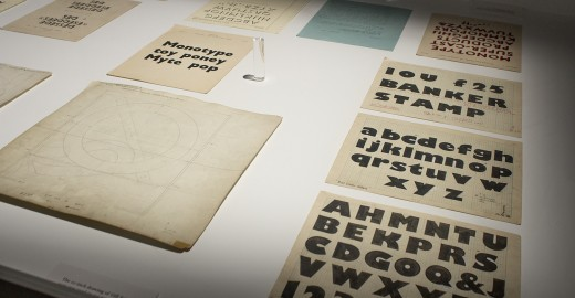 IMG 2066 520x270 Type design inspiration: Inside the evolution of typography at Monotype