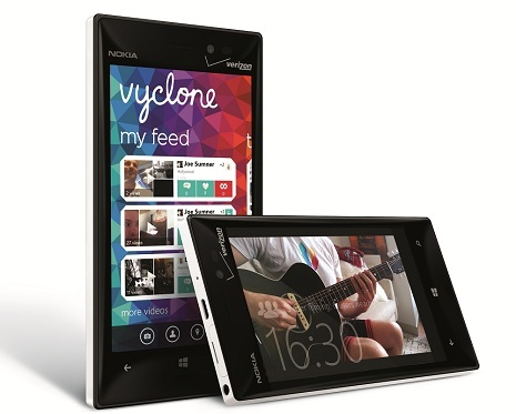 Lumia928WhtR34ComboVZW vyclone2 465 Vyclone launches its collaborative video editing app on Windows Phone