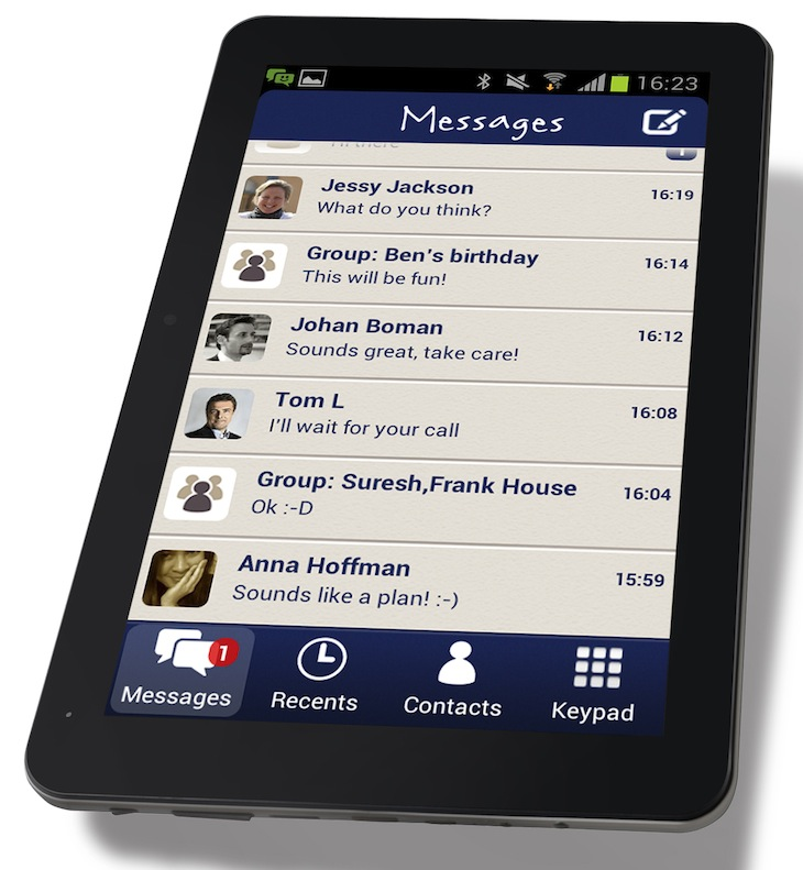 Plingm Chat padda Stockholms Plingm is a new startup vying for the mobile messaging / VoIP crown