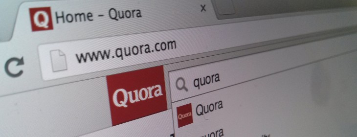 Quora search