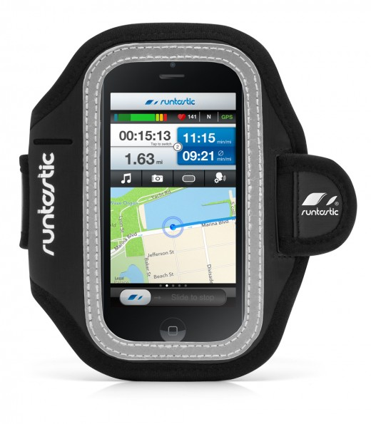 Runtastic Armband 520x595 Runtastic races past 30M app downloads and 25M mobile users as it launches its hardware in the US