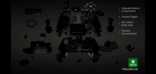 Screen Shot 2013 05 21 at 10.24.05 AM 520x249 Microsoft introduces new controller for Xbox One console with redesigned d pad