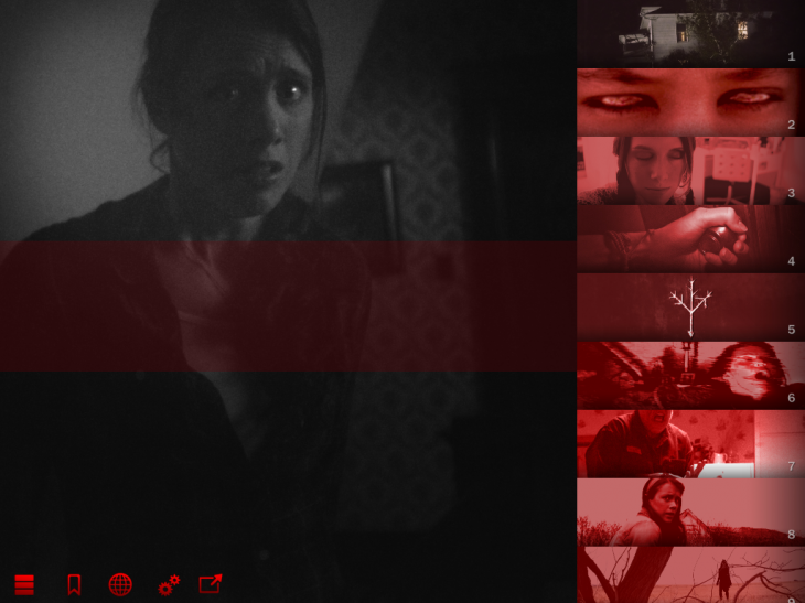 a12 730x547 Haunting Melissa is an iOS only horror yarn that hints at the future for TV and storytelling