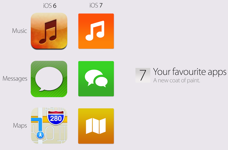 apps ios7 concept A stunning concept of what Apples iOS 7 could (and perhaps should) be like [Video]