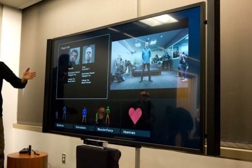 ces 5 2 520x347 The new Xbox One Kinect tracks your heart rate, happiness, hands and hollers
