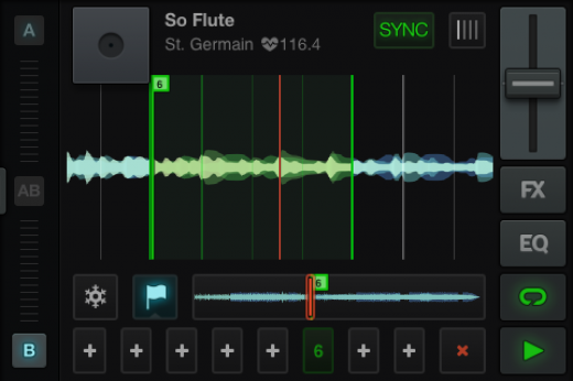 f1 520x346 Traktor DJ: Native Instruments remixes its impressive DJ software for iPhone