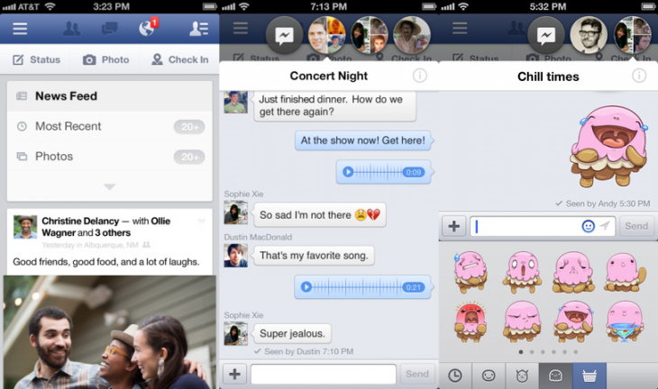 facebook 61 ios 730x432 Facebook for iOS gets new photo options, improved places editing, faster event loading, and new News Feed