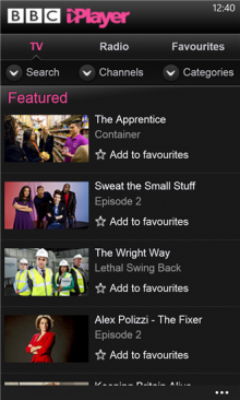 iPlayer5 220x366 BBC iPlayer is available to download for Windows Phone 8 now