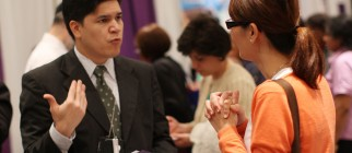 Job Fair Held For Positions In The Health Care Industry