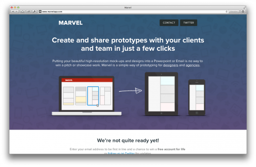 marvel 520x339 Issue v1.4   Startups to follow