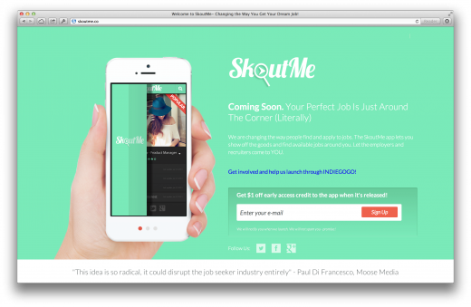 skoutme 520x339 Issue v1.4   Startups to follow