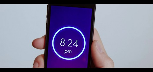 Video thumbnail for vimeo video Wake is a beautiful iPhone alarm clock that lets you slap, flip, shake and swipe your