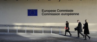 BELGIUM-EU-COMMISSION