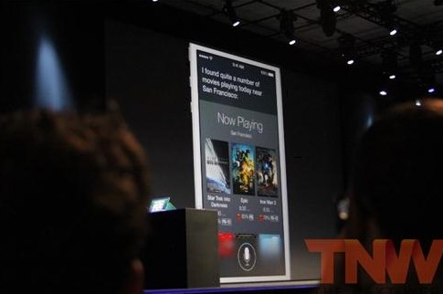 2013 06 10 11h50 46 Apple brings new voices and capabilities to Siri, as well as Bing search results