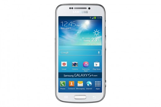 GALAXY S4 zoom 11 520x346 Samsung announces the Galaxy S4 zoom, sporting a 16 megapixel camera and 10x optical zoom