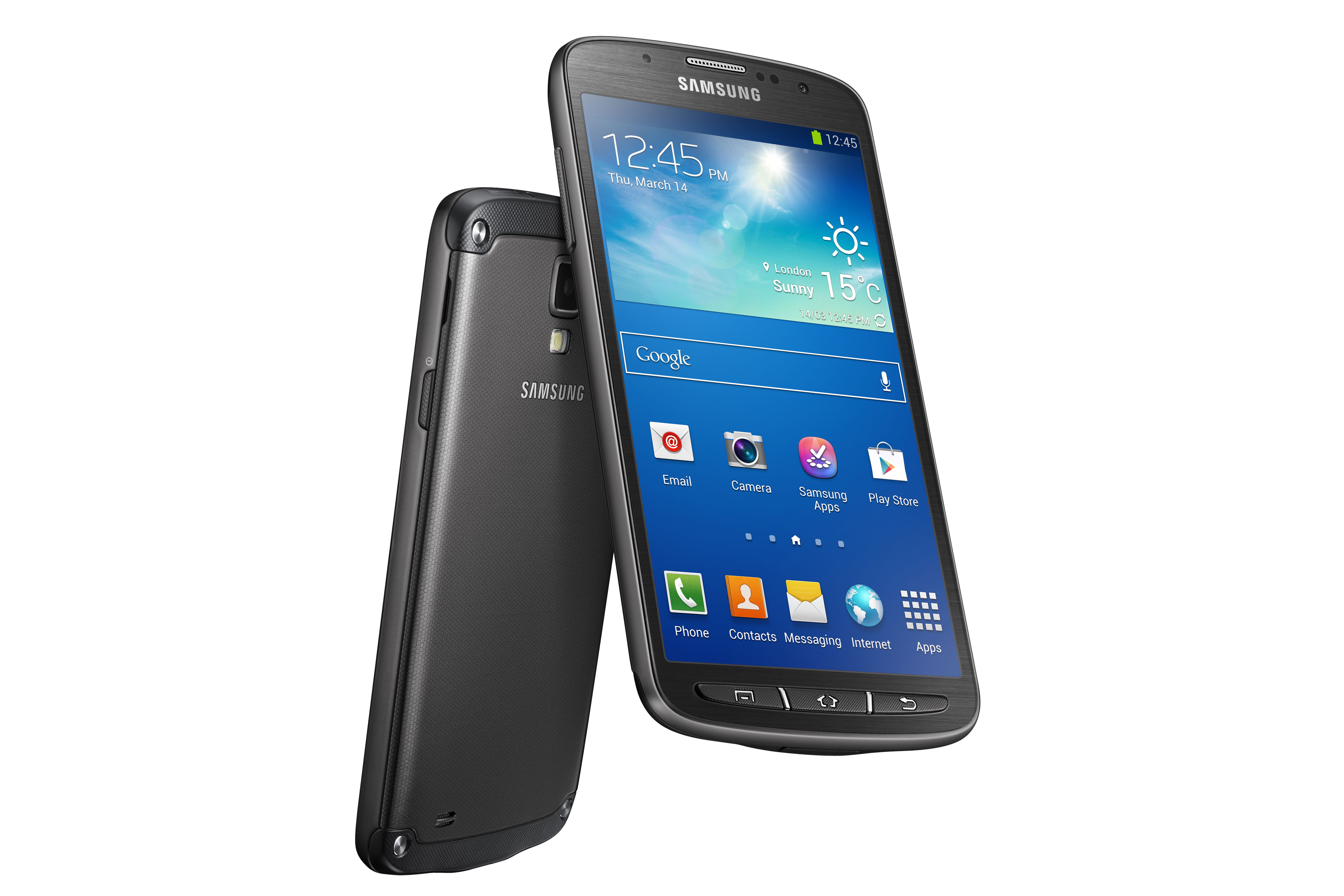 samsung unveils 5 galaxy s4 active android smartphone. Black Bedroom Furniture Sets. Home Design Ideas