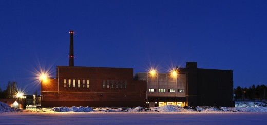 Google datacenter – Hamina – Finland