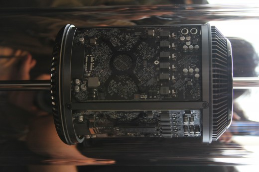 IMG 8203 520x346 Eyes on Apples radical new Mac Pro