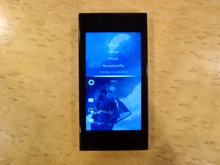 Jolla5 Hands on with Jollas first smartphone running Sailfish OS