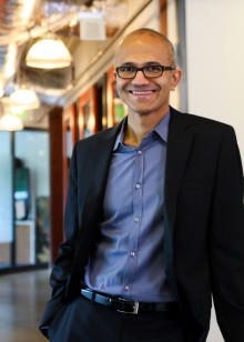 Nadella2 print 220x308 Microsoft announces updates to Windows Server, SQL Server and Azure as it pushes deeper into the cloud