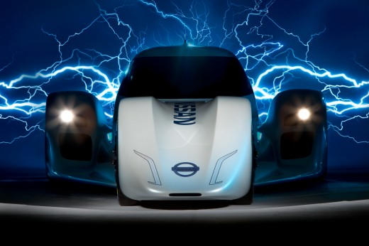 Nissan ZEOD RC 2 520x346 Nissan readies 300KM/h electric hybrid called the ZEOD RC for Le Mans 24 hour race next year