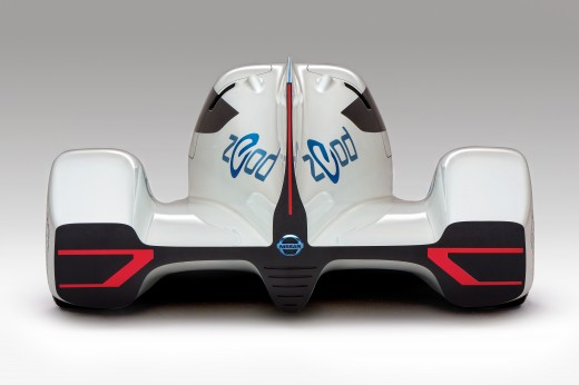 Nissan ZEOD RC 5 520x346 Nissan readies 300KM/h electric hybrid called the ZEOD RC for Le Mans 24 hour race next year