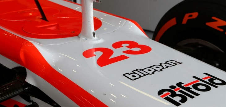 RB1 7175 730x346 Augmented reality? UK startup Blippar revs up its marketing by sponsoring British F1 driver Max Chilton