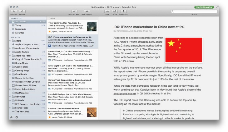 Screen Shot 2013 06 20 at 11.03.11 AM 730x425 Google Reader is going away on July 1. Heres what you need to know.