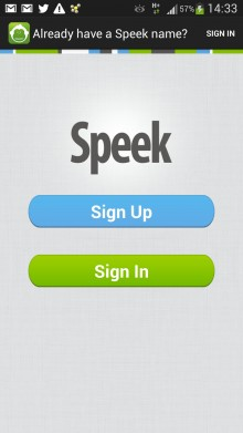 Speek launches its simple conference call app on Android, but remains US only for now