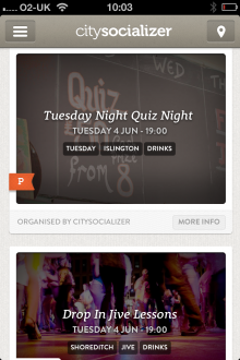 c 220x330 CitySocialising goes mobile and becomes Citysocializer, helping you tap social scenes wherever you roam