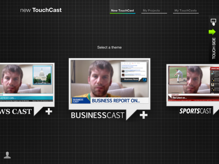 c11 730x547 TouchCast for iPad brings the future of the Web to video authoring with interactive browsable layers