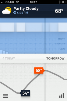 c13 220x330 Weathertron for iOS gives you minute by minute live weather forecasts