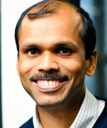 gokul headshot 220x264 Square hires former Facebook Ad Director Gokul Rajaram as Product Engineering Lead