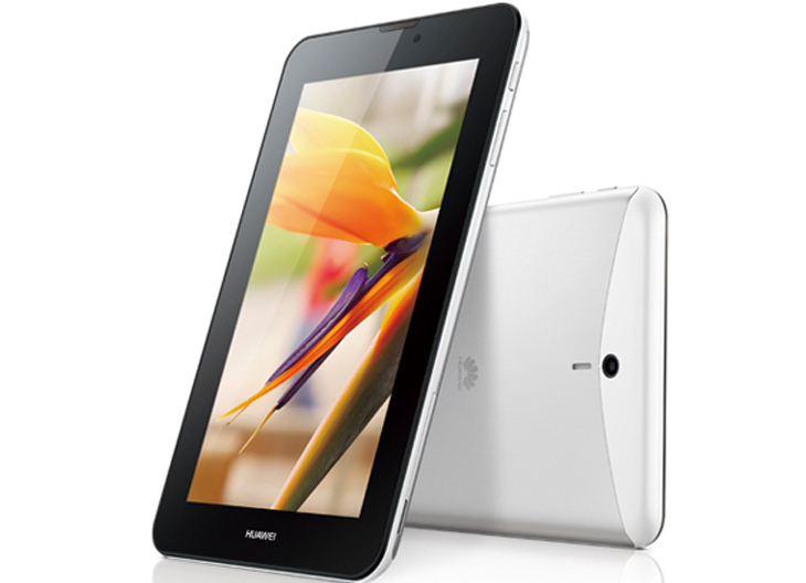 huawei3 Huawei launches the MediaPad 7 Vogue, a budget 7 Android tablet that can also make phone calls