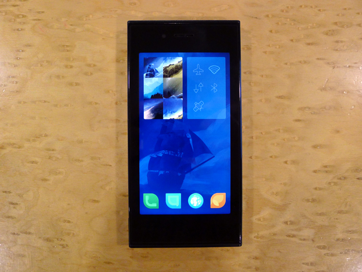 jolla3 Hands on with Jollas first smartphone running Sailfish OS