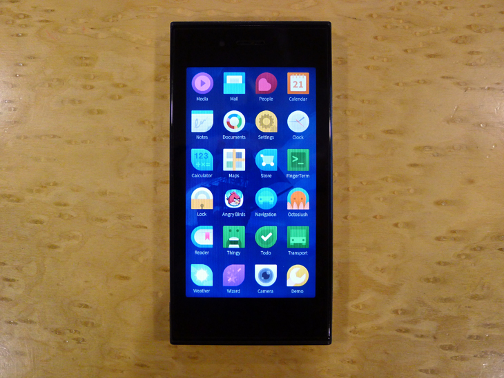 jolla4 Hands on with Jollas first smartphone running Sailfish OS
