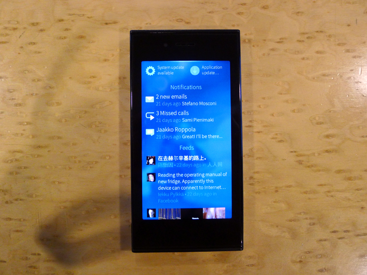 jolla7 Hands on with Jollas first smartphone running Sailfish OS