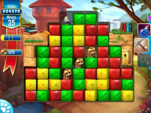 Candy Crush maker King expands its 190M user gaming kingdom with Pet Rescue Saga for iOS and Android