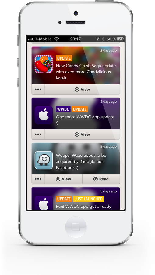rsz theapppulse Appsfire updates its app discovery app with a breaking news feed about ... apps