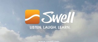 Video thumbnail for vimeo video Swell launches its 'Pandora for talk radio' iOS app out of beta