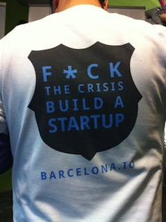 tumblr mez2pgc41p1r3wupa Is Barcelona a hotspot for startups? Claro que si! Join us on 11 July to find out why