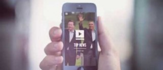 Video thumbnail for youtube video Wibbitz Launches text to video for consumers on iOS