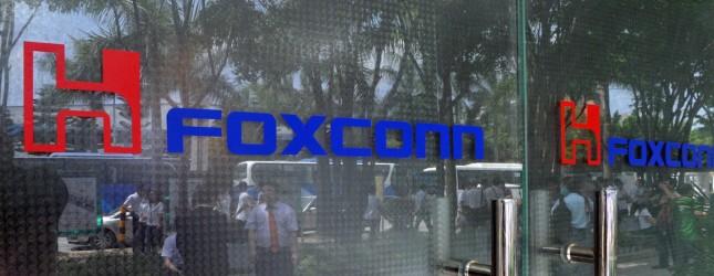 Foxconn door